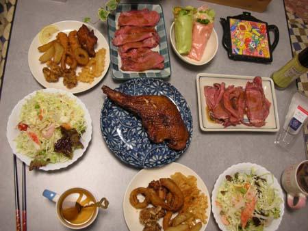 20111224夕飯