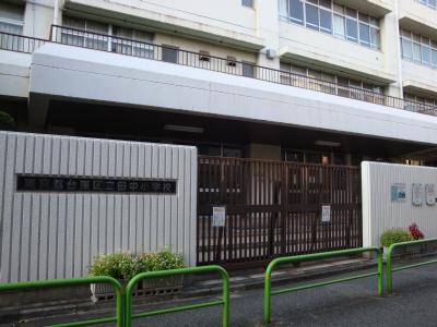 「ドン★キホーテ」撮影 ロケ地「旧田中小学校」