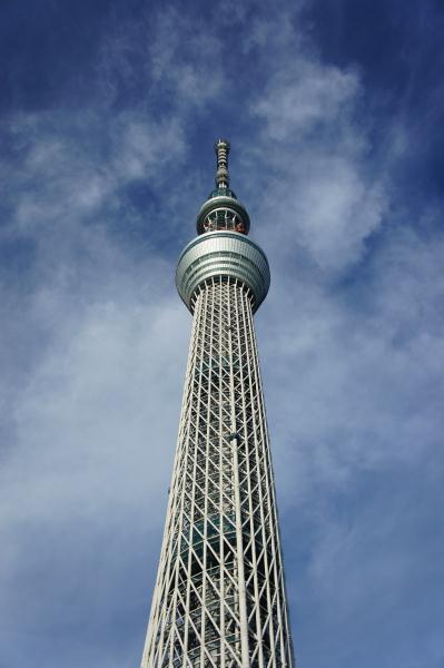 最新!東京スカイツリー2011年9月16日