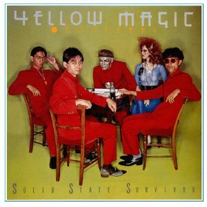 Yellow Magic Orchestra/SOLID STATE SURVIVOR