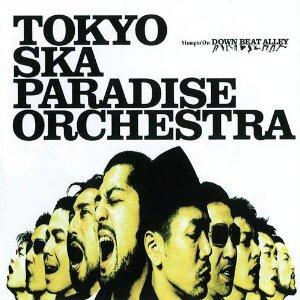 東京スカパラダイスオーケストラ/Stompin' On DOWN BEAT ALLEY