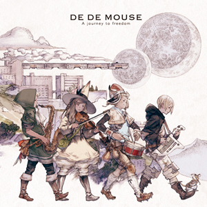 DE DE MOUSE/A journey to freedom