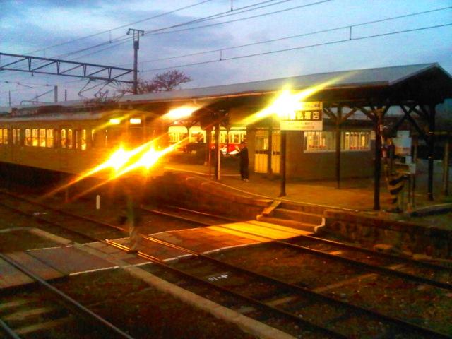 近江鉄道 高宮駅