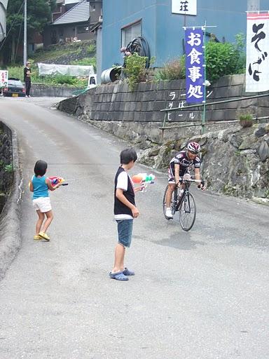 20100801栄村グルっと水鉄砲