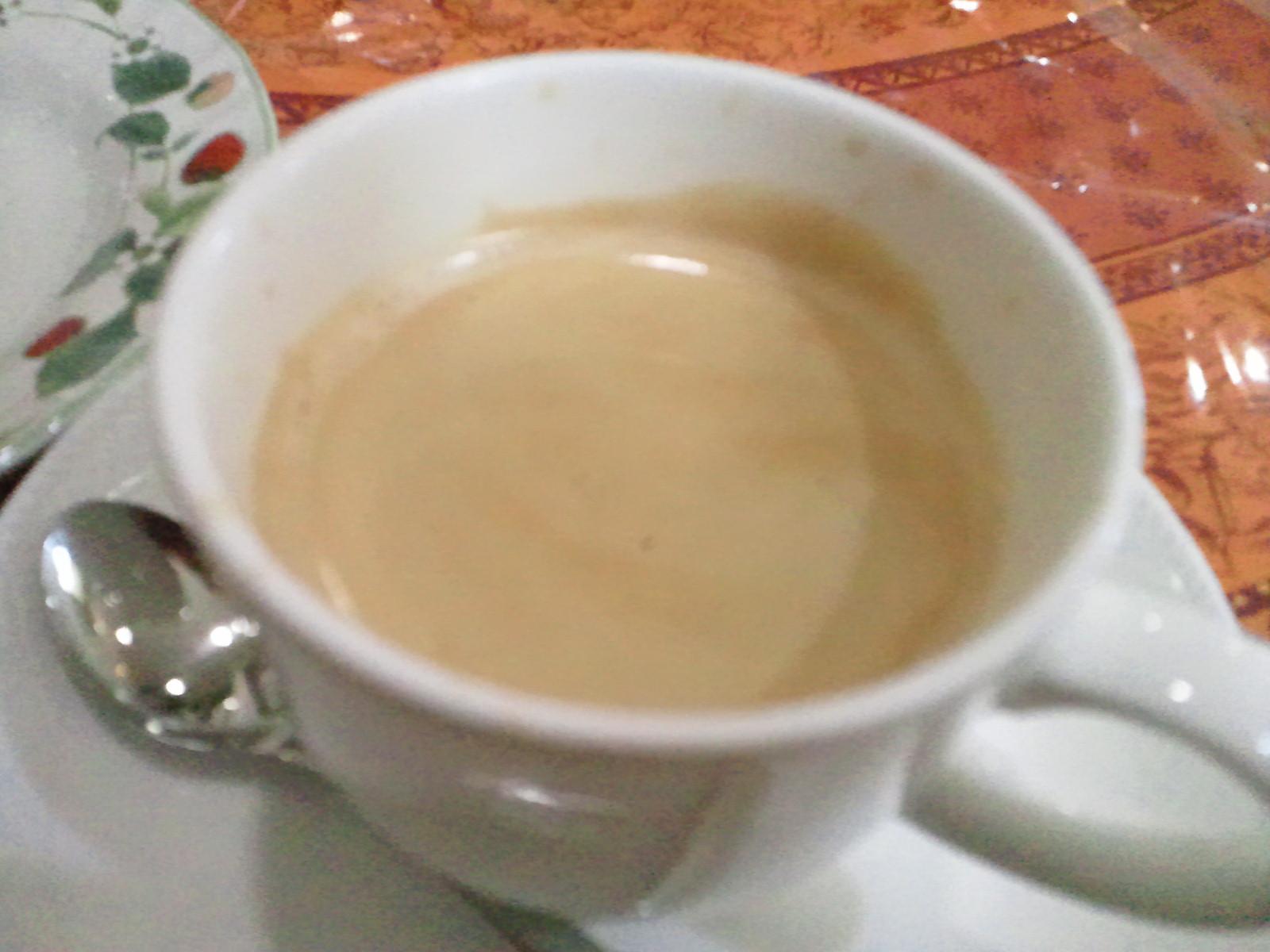 いけてたコーヒー@マルシェ