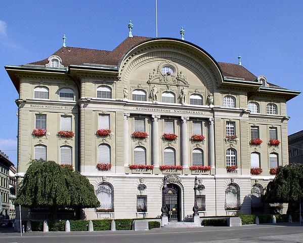 599px Schweizerische Nationalbank Bern