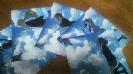 のーさんきゅー! 歌詞カード
