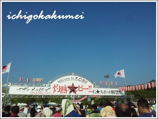サザンオールスターズ ライブ 神戸総合運動公園ユニバー記念競技場