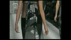 杏乳首ファッションショー動画画像2