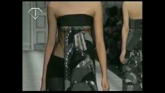杏乳首ファッションショー動画画像3