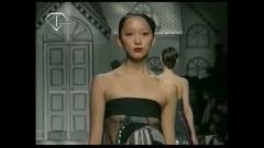 杏乳首ファッションショー動画画像5