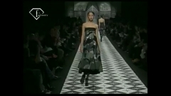 杏乳首ファッションショー動画画像6