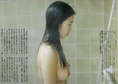 岩佐真悠子乳首ヌード画像