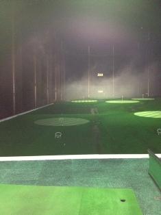 ゴルフ練習!!
