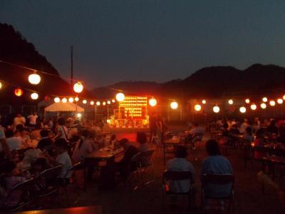 2013草山夏祭り1