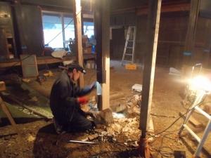 新右ヱ門邸20131212 2