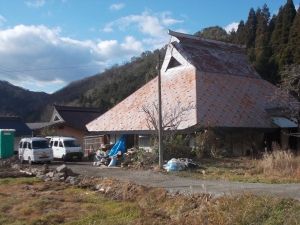 新右ヱ門邸20131212