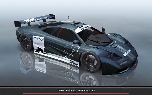 GT5 Stealth F1 V2.0