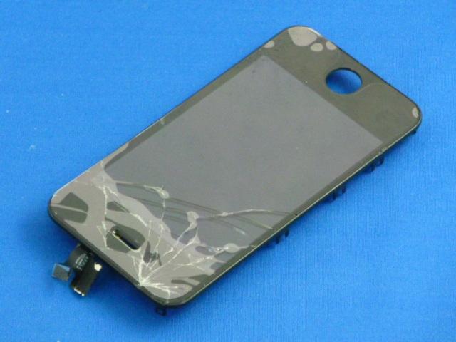 iPhone4液晶割れ修理