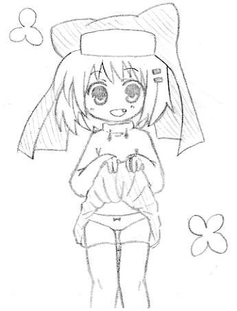 【オリジナル】 消しはんノア・元絵 11_10_09