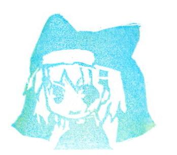 掲載許可○ 【オリジナル】 消しはんノア