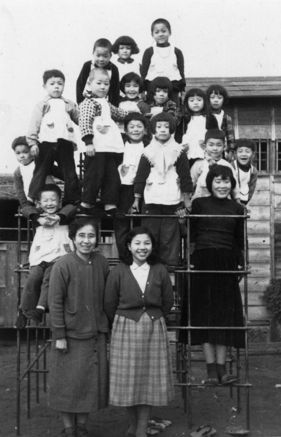 昭和30年代の子供たち