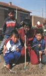 内モンゴル植林ツアー