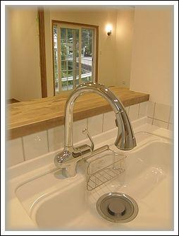 キッチン水栓ゼドラ