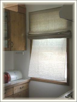 キッチンカフェカーテン