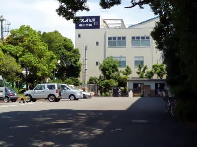 東京タカラフーズ外観