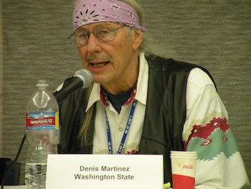 ワシントン州のデニスさん