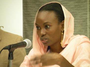 中部アフリカ、チャド共和国のインドゥーさん