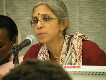 インドAdivasiのサガリさん