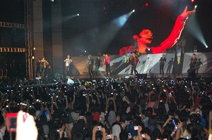029 2PMのコンサート