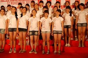 087 JKT48第一期生決定