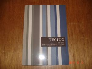 TECIDO(テシード) 「Wallcoverings&Fabrics Collection」7/11発行
