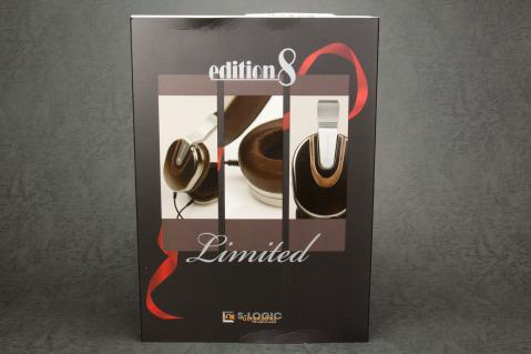 Edition8 Limited ヘッドホン ウルトラゾーン 外箱