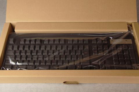 東プレ キーボード Realforce 箱 開けてみた