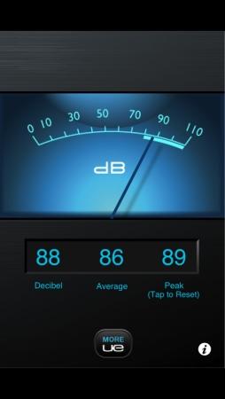 UE 騒音計