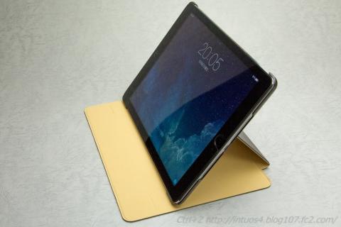 iPadAIR スタンド付ケース