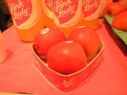 かわいいリンゴ「ピンクレディー」