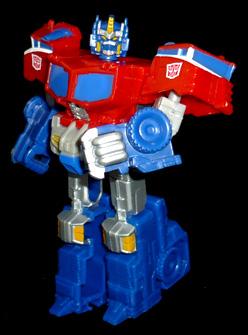 サイバトロン 総司令官 ギャラクシーコンボイ ロボットモード