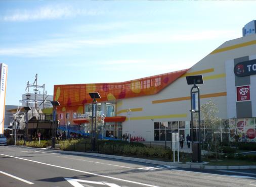 ららぽーと TOKYO-BAY 西館