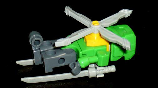 オートボット スプリンガー ビークルモード