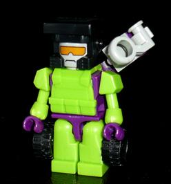 ディセプティコン フック ロボットモード