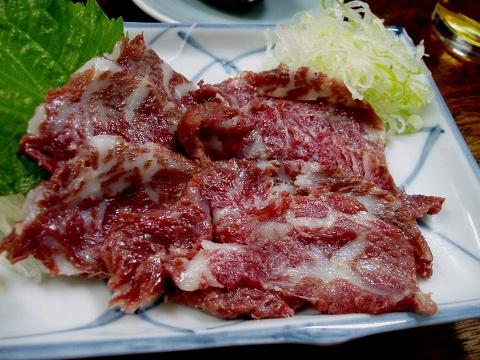 5豚の味珍(馬刺)