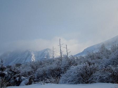登山道から三俣山CIMG0073