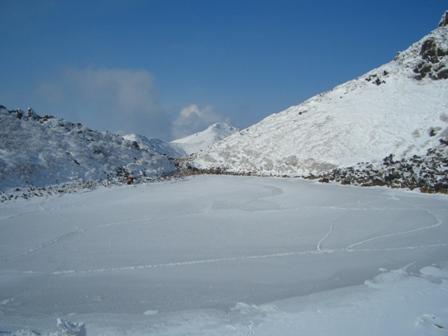凍った御池CIMG0182