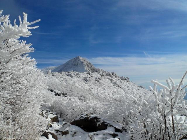 61 下山途中に久住山 (640x480)