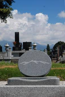 お墓撮影3